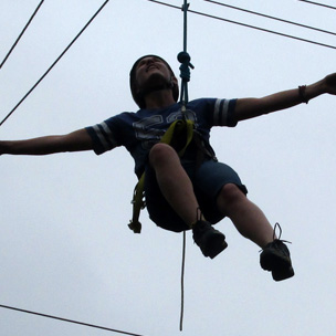 High and Low ropes course